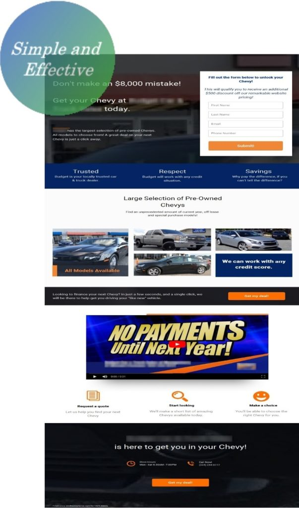 Landing Page Example5